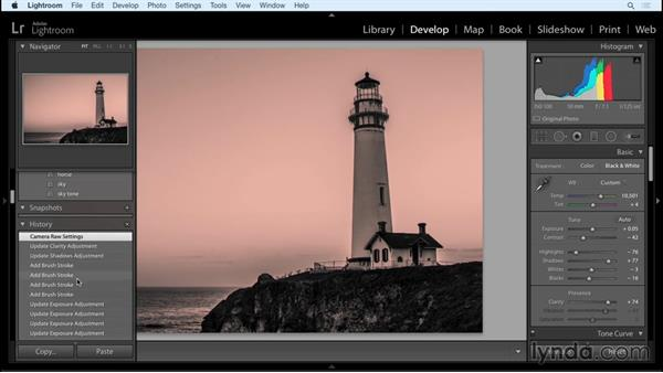 Exporting and archiving: Working with Raw-Format Photosin Lightroom and Photoshop