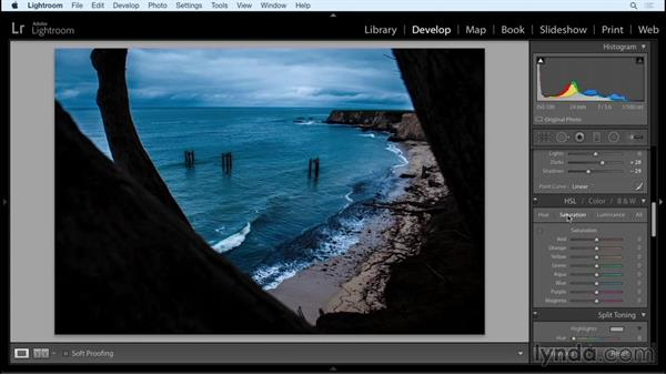 Workflow video: Working with Raw-Format Photos in Lightroom and Photoshop