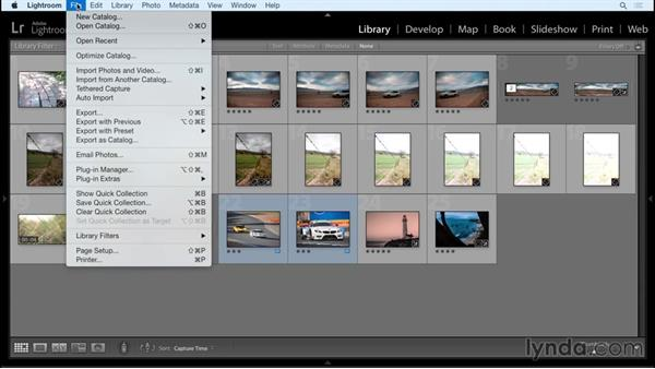 Migrating files from iPhoto and Aperture: Working with Raw-Format Photos in Lightroom and Photoshop