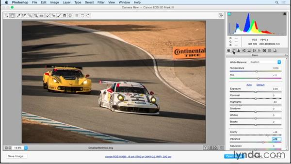 An overview of ACR (Adobe Camera Raw): Working with Raw-Format Photosin Lightroom and Photoshop