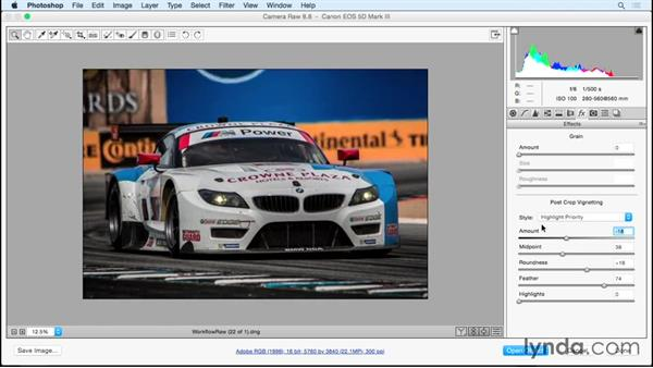 Workflow: Working with Raw-Format Photosin Lightroom and Photoshop