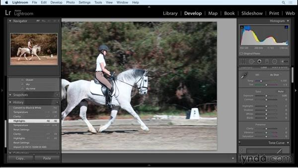 Round-tripping back to Lightroom: Working with Raw-Format Photosin Lightroom and Photoshop
