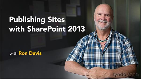 Next steps: Publishing Sites with SharePoint 2013