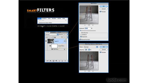 Introducing Smart Filters: Photoshop CS4 for Photographers