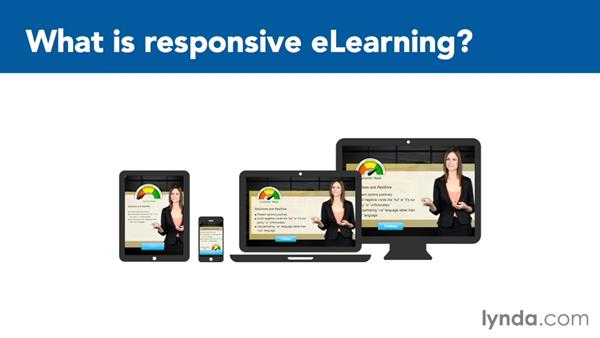 Introduction to responsive elearning: Captivate 8 Advanced Techniques