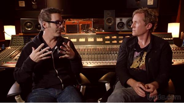 If it sounds good, it is good: Drum Recording Session with Josh Freese