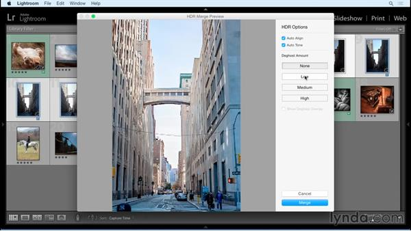HDR for black and white: Black and White with Lightroom and Photoshop