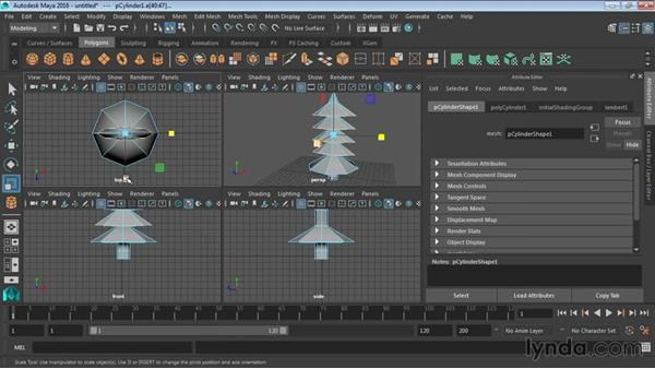 tree model free  maya software