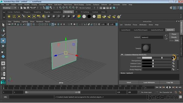 Setting up reference: Maya 2016 Essential Training