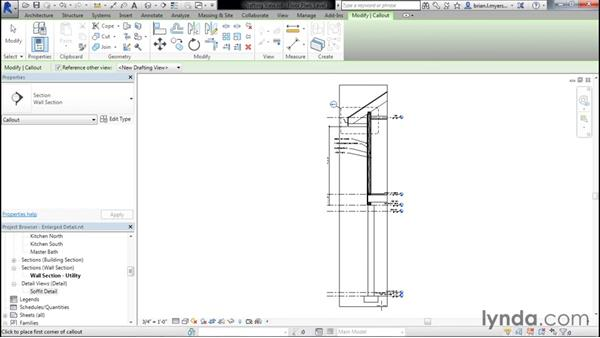 Drawing Lines In Revit : Creating a drafting view detail