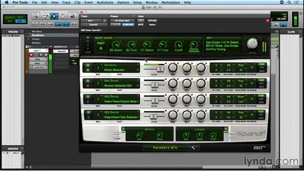Welcome: Up and Running with Pro Tools