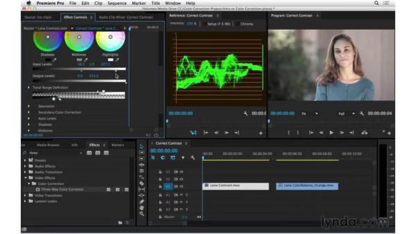 Welcome: Introduction to Video Color Correction