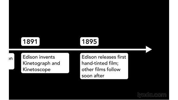 Exploring the early history of image and color: Introduction to Video Color Correction