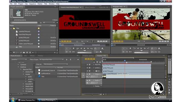 Welcome: Premiere Pro CS4 New Features