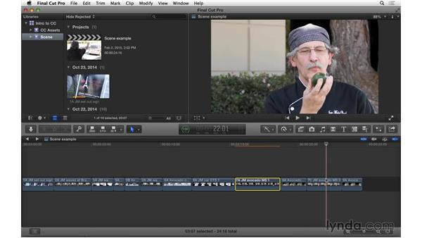 Sharing corrections between shots with templates and presets: Introduction to Video Color Correction