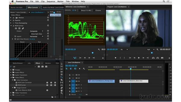 Correcting color-balance problems: Introduction to Video Color Correction