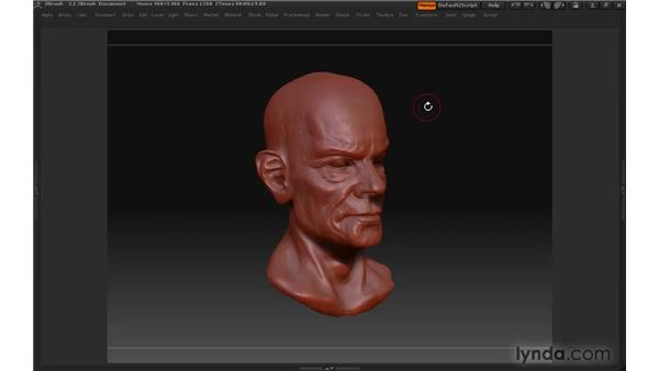 Setting interface preferences: ZBrush 3 for Windows Essential Training