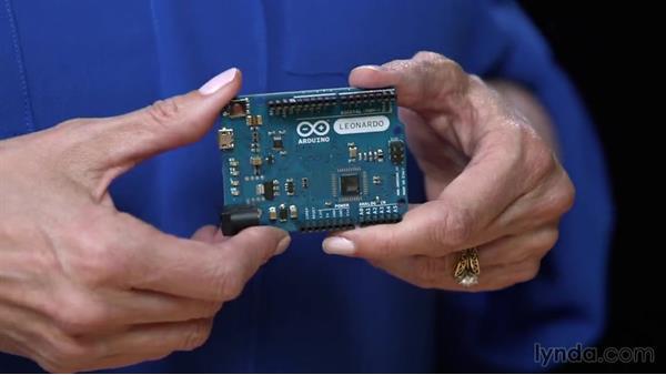 Introducing the Arduino Leonardo: Up and Running with Arduino