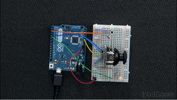 Solution: Joystick mouse: Up and Running with Arduino
