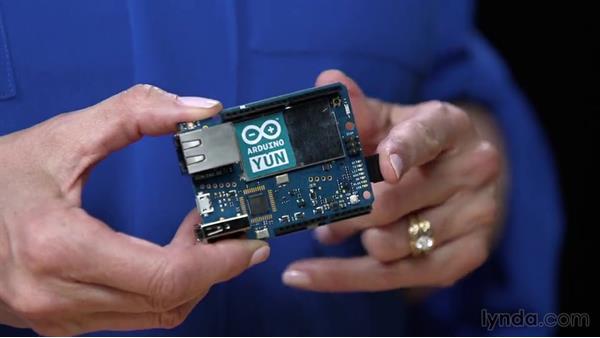 Introducing the arduino yun