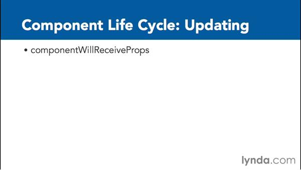 Understanding the component life cycle: Learn React.js: The Basics (2015)