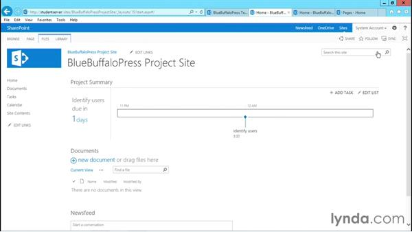 Project site: Creating Quick No-Code SharePoint Business Solutions with Composites