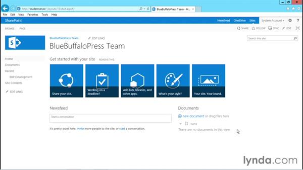 Team site: Creating Quick No-Code SharePoint Business Solutions with Composites