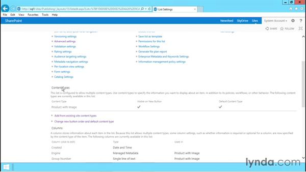 Customizing the Product Catalog publishing site: Creating Quick No-Code SharePoint Business Solutions with Composites