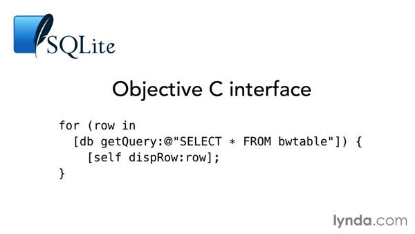 Understanding SQLite in iOS: iOS SDK and SQLite: Building Data-Driven Apps
