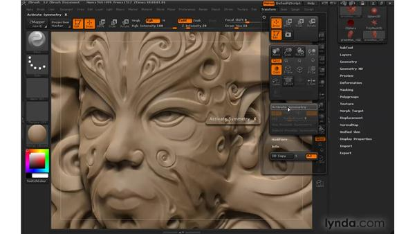 : ZBrush 3 for Windows Essential Training