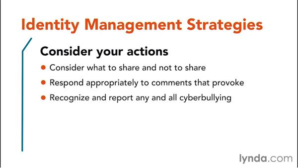 """Guiding learners in """"identity management"""": Social Media in the Classroom"""