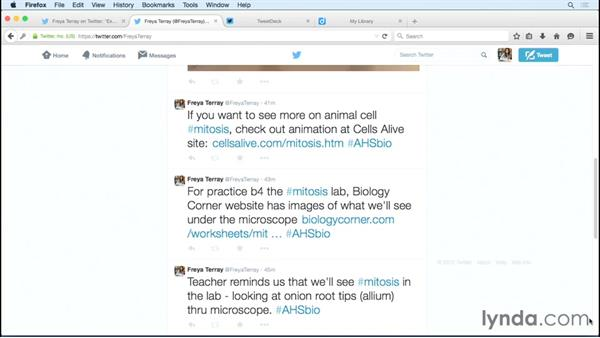 Using Twitter and a Google jockey to augment lectures: Social Media in the Classroom