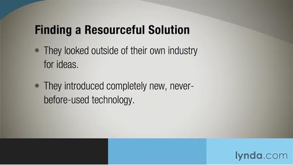 Defining resourcefulness: Developing Resourcefulness