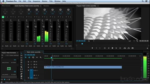 Welcome: Sound Design for Motion Graphics