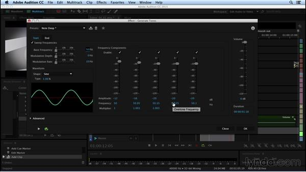Layering sound for heightened impact: Sound Design for Motion Graphics