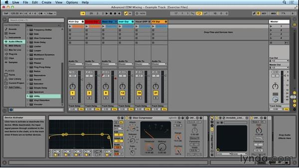 What is loudness?: Advanced EDM Mixing Principles