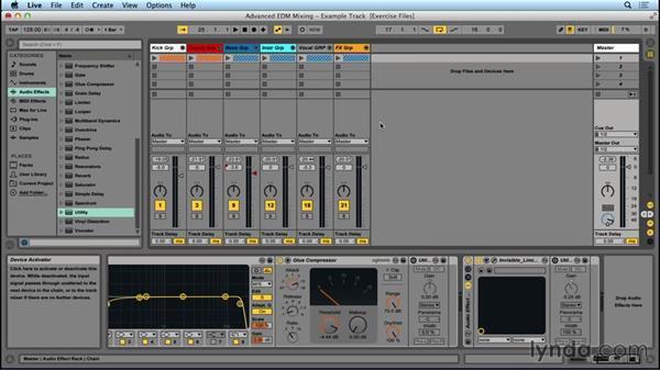 Using dynamics to create power: Advanced EDM Mixing Principles