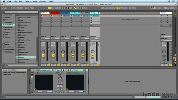 Ways to manage loudness: Advanced EDM Mixing Principles