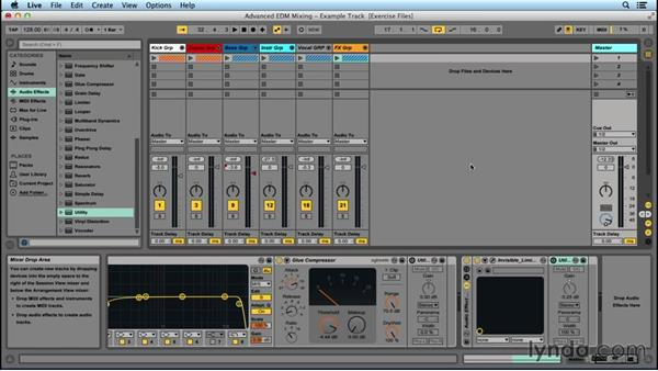Compression, limiting, and clipping: The famed three explained: Advanced EDM Mixing Principles