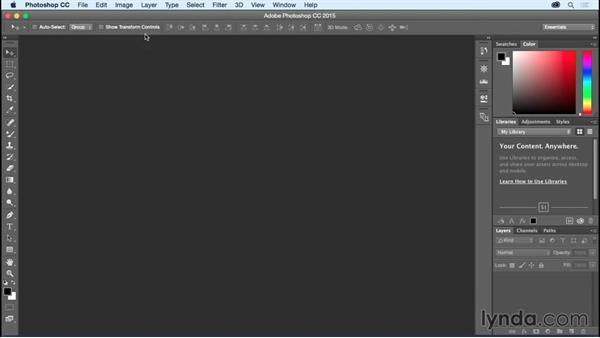 What is Adobe Camera Raw (ACR)?: Photoshop CC Essential Training (2015)