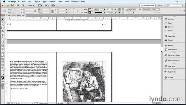 Converting with Kindle Previewer: InDesign CC 2015: EPUB Fundamentals