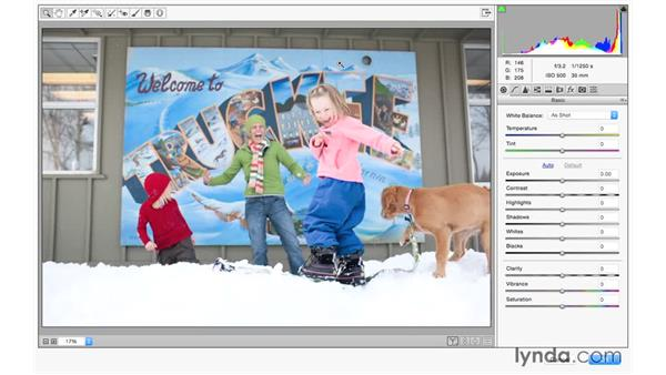 When to use Camera Raw: Photoshop CC 2015 for Photographers: Fundamentals