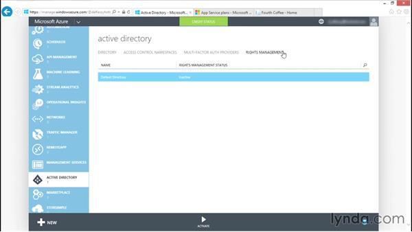 Understanding Azure Active Directory: Understanding Microsoft Azure Core Functionalities