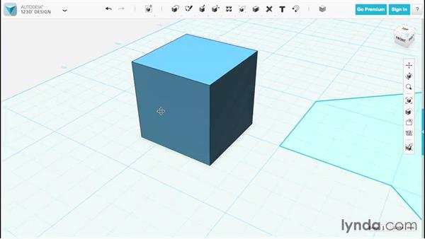 Welcome: Up and Running with 123D Design