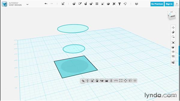 Lofting: Up and Running with 123D Design