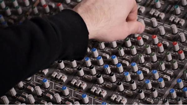 Touring the SSL channel strip: Drum Mixing Techniques