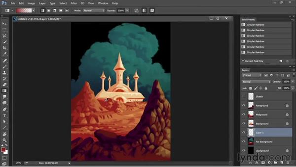 Welcome: Drawing and Painting in Photoshop - The Great Training