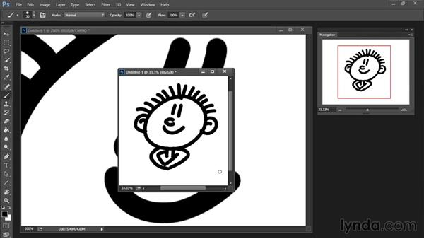 A second view: Drawing and Painting in Photoshop - The Great Training