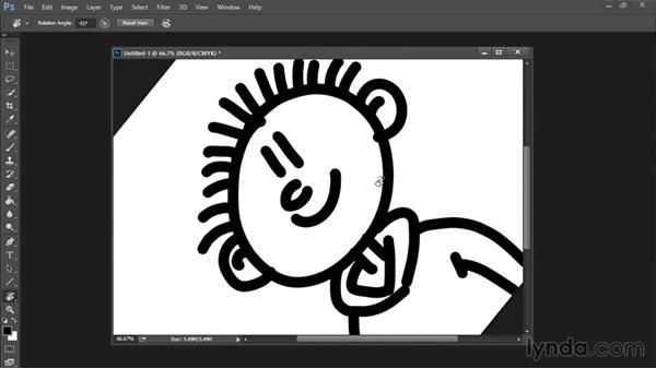 Summary: Drawing and Painting in Photoshop - The Great Training