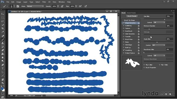 Shape Dynamics: Drawing and Painting in Photoshop - The Great Training